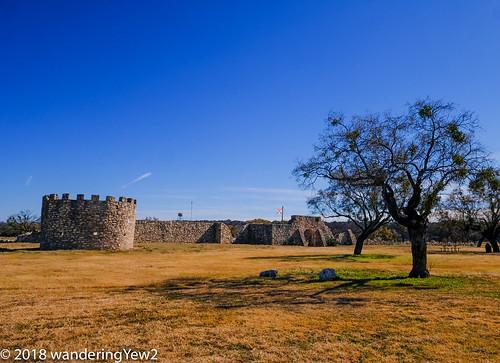 hillcountry texas texashillcountry presidiosansaba ruins
