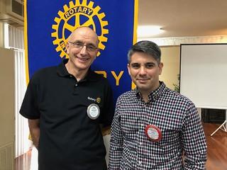 John Rivera | by Eugene Southtowne Rotary
