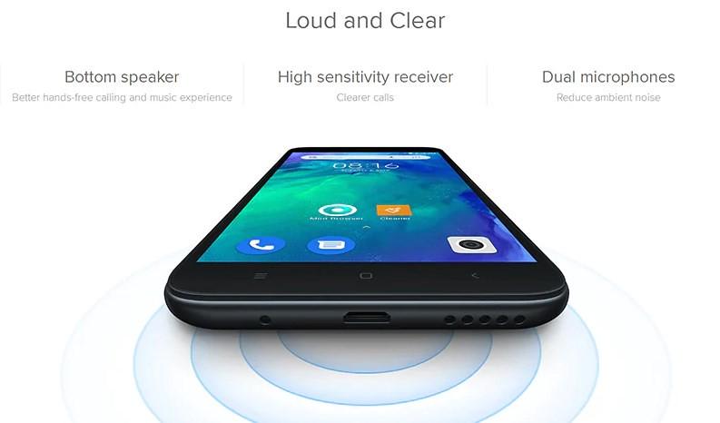 Xiaomi Redmi GO 特徴 (5)