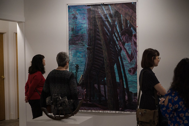 Upbringing: Downtown Gallery Opening