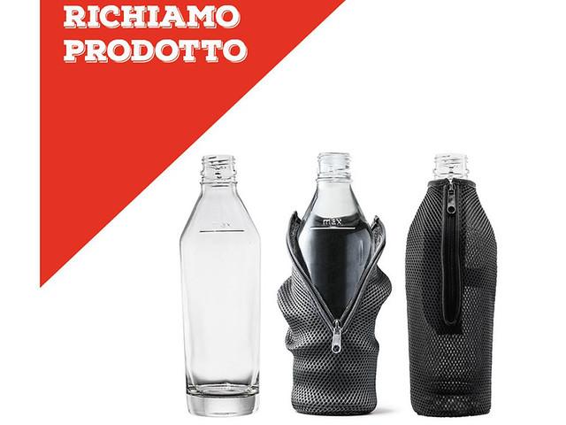 ritirate bottiglie sodastar aldi rischio scoppio