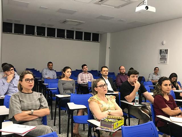Curso Modular em Audiência - Módulo III - Audiência Cível 10-04-2019