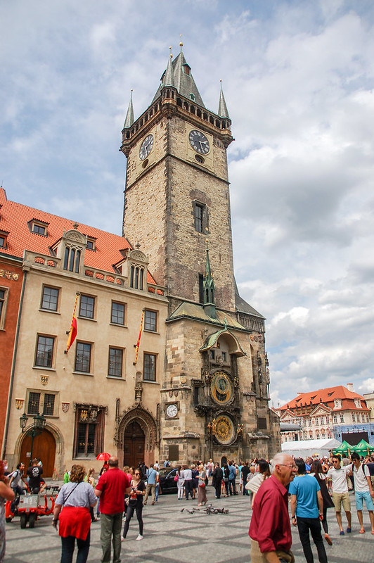 布拉格天文鐘鐘樓 4