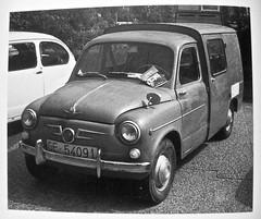 1965 SEAT 600 Furg�n