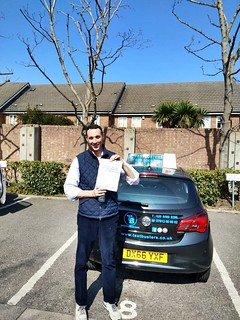 Congrats to John on passing his driving test this morning at Isleworth 1st time!!!!! Well done!!🚗🚗🚗🚗🚗 | by testbusters