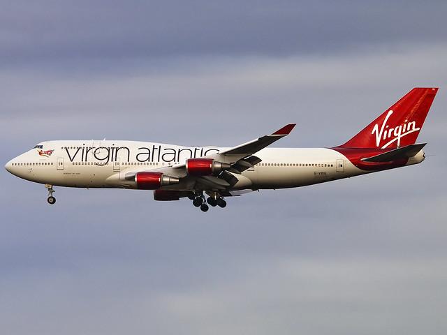 Virgin Atlantic Airways | Boeing 747-4Q8 | G-VBIG