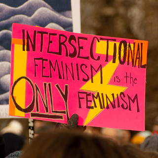 Intersectional feminism is the only feminism | by marcn