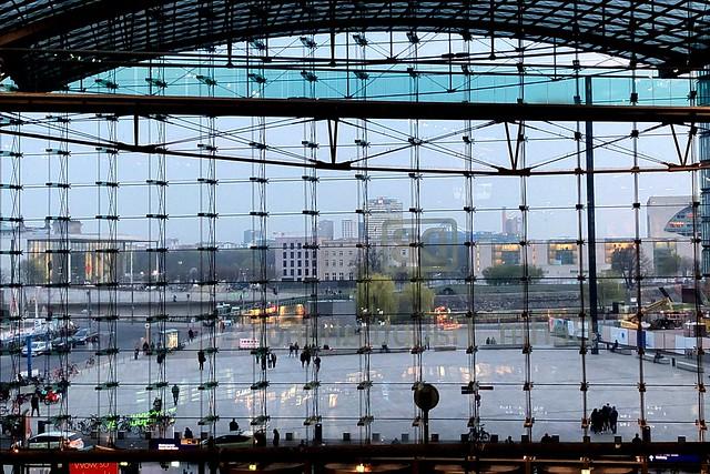 Berlin Central Station