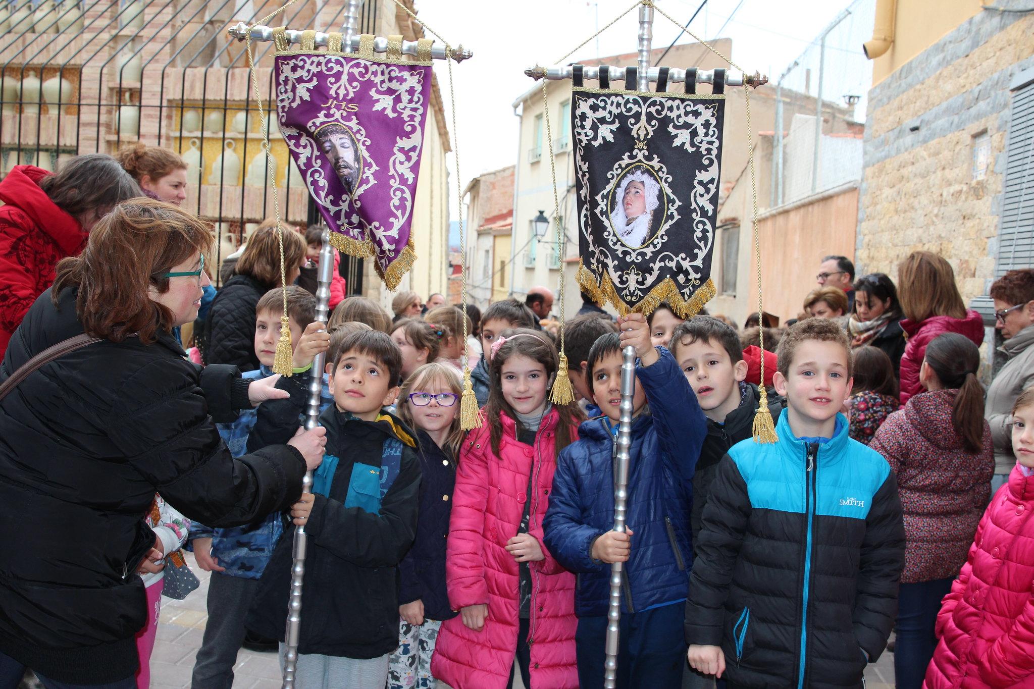 (2018-03-23) II Vía Crucis Infantil (Antonio José Verdú Navarro) (25)