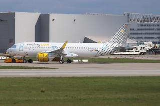 A320neo Vueling EC- | by XFW-Spotter