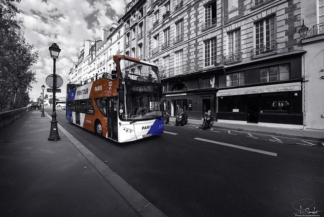 Quai des Orfèvres - Paris - France