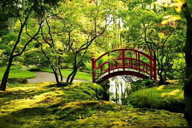 Japanese atmosphere