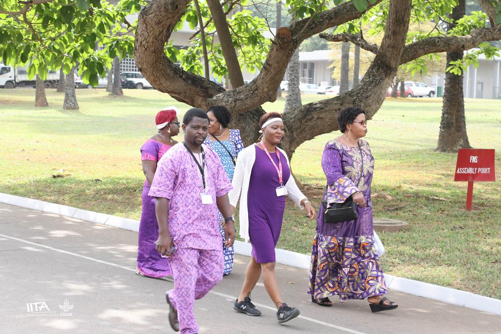 IITA celebrates International Women's Day 2019