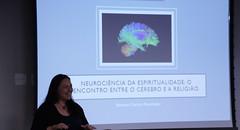Professora palestrante Vanessa Marchesin