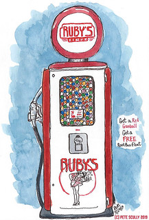 Ruby's Candy Pump | by petescully