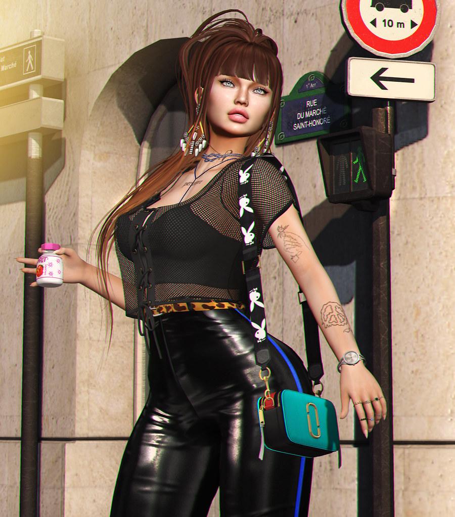stylenevergoesout blogspot com/2019/04/on-street html | Flickr