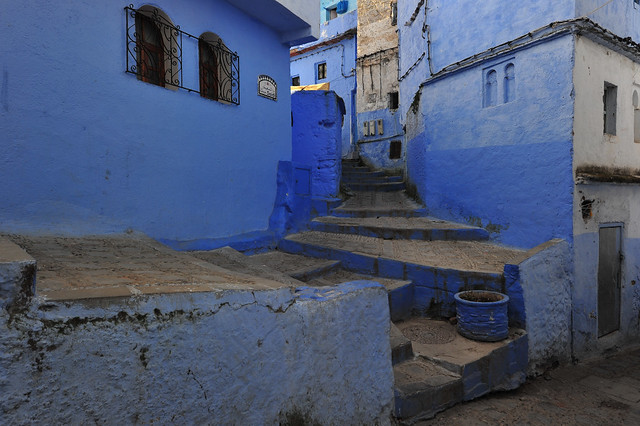 Chefchaouen, Morocco, January 2019 D700 372