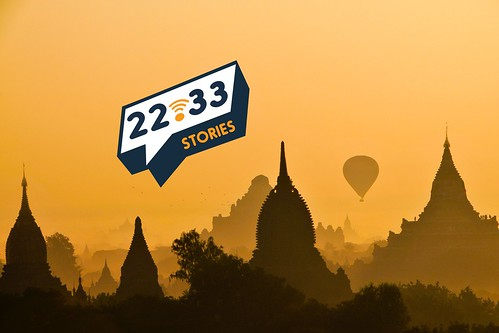 22.33 Stories: Hope in You, Hope in Me with Eaint Thiri Thu