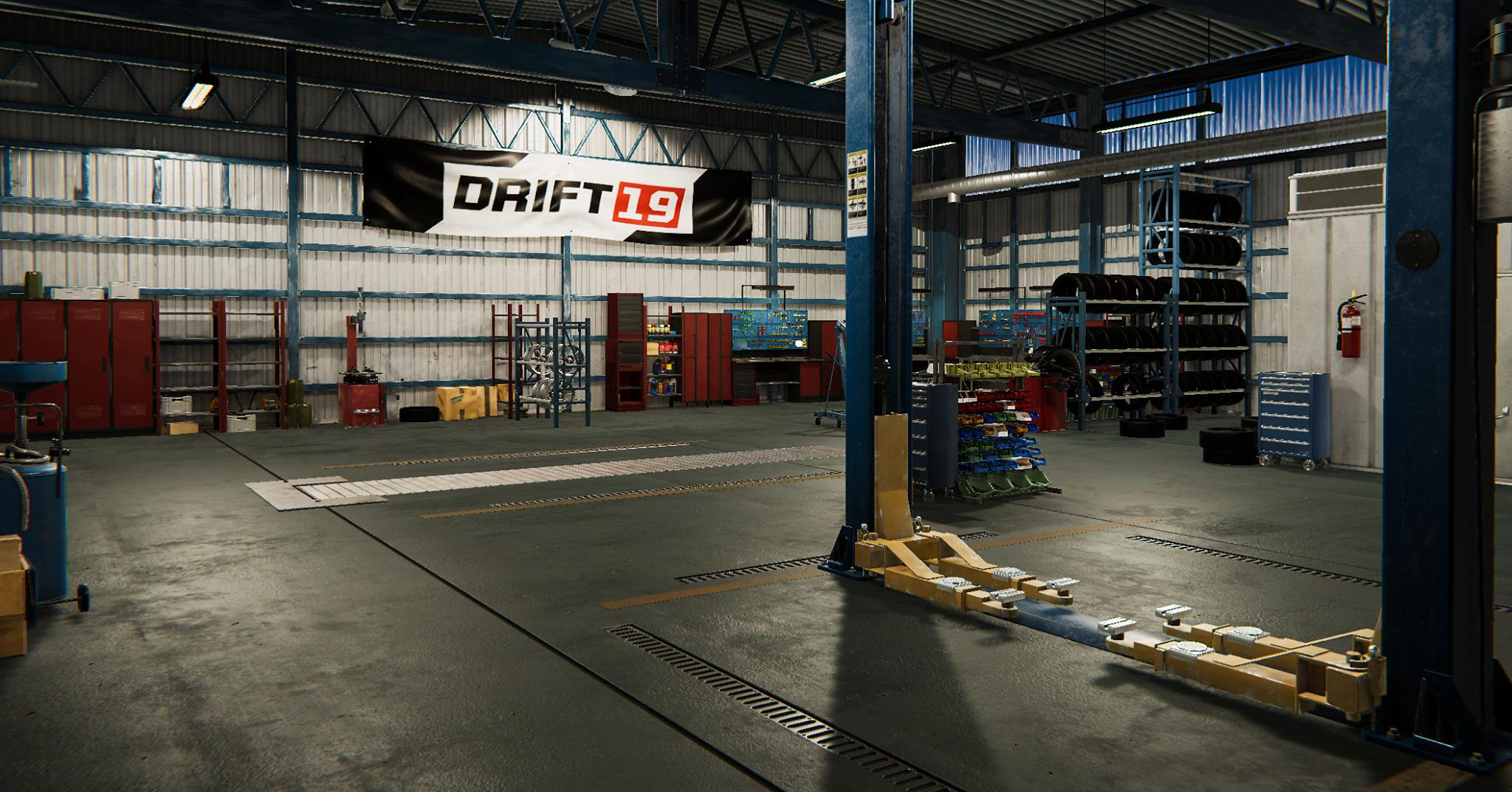 Drift 19 Simulator 12