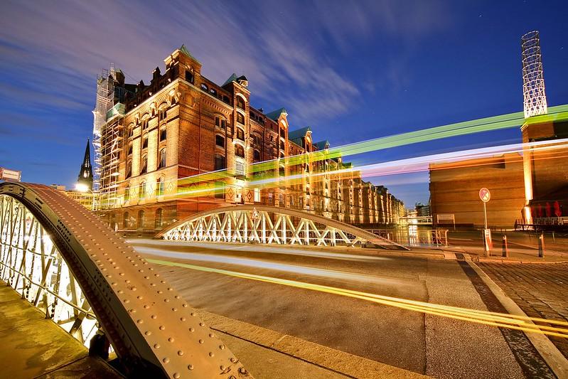 Hamburg Sandbrücke