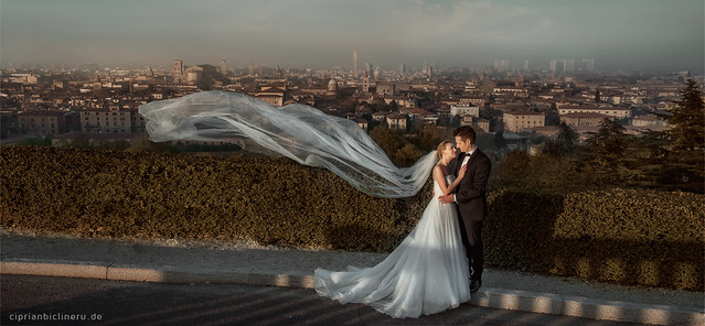 After Wedding Shooting in Italien - Bologna