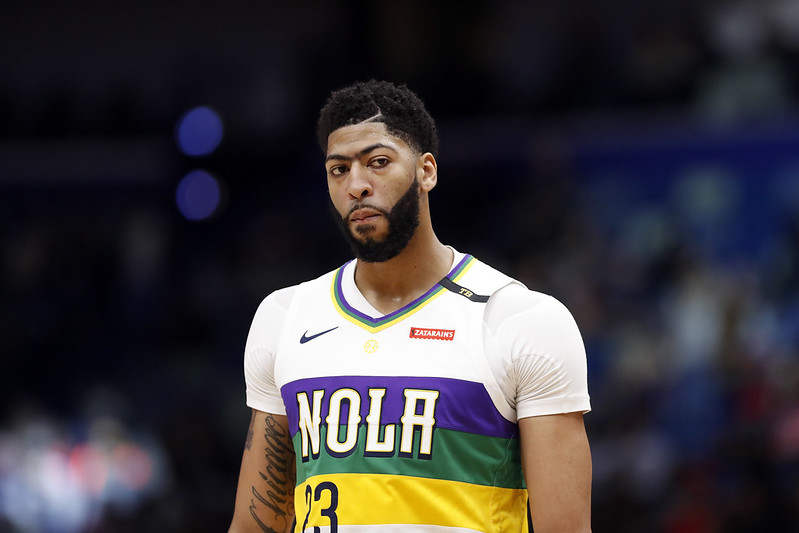 Anthony Davis。(達志影像資料照)