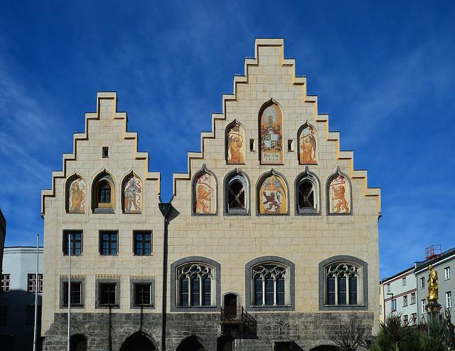 Wasserburg am Inn - Rathaus