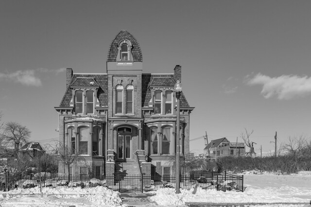 The past is alive in Brush Park