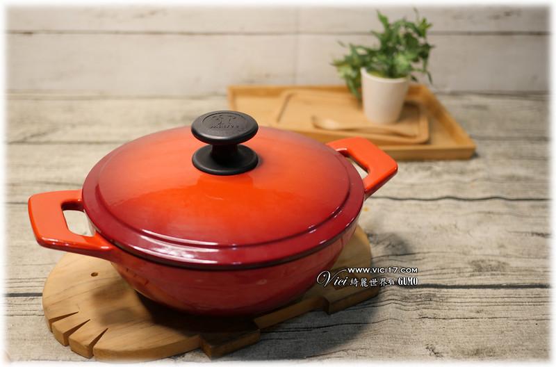 鑄鐵鍋煮飯018