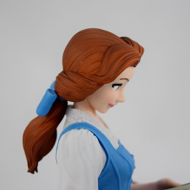 EXQ-starry Belle Figure By Banpresto - Deboxed - Portrait Left Side View