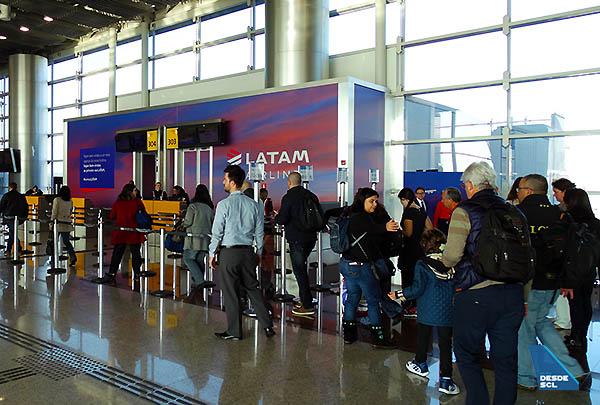 LATAM Embarque Gate T3 GRU (RD)