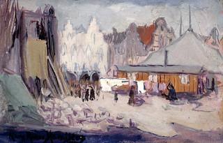 Grande Place, Arras / Grande Place, Arras