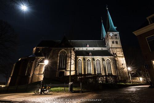 Bergkerk Deventer   by Manuel Speksnijder