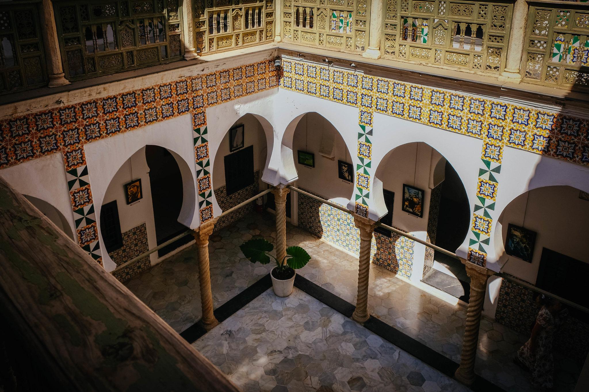 Palais des Raïs, Algiers