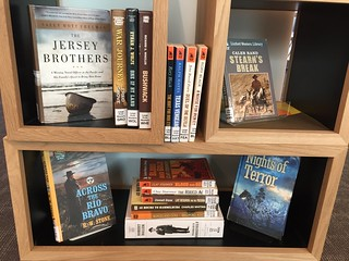 Western fiction display, Tūranga | by Christchurch City Libraries