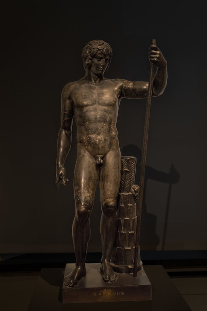 Statuette of Antinous as Dionysos