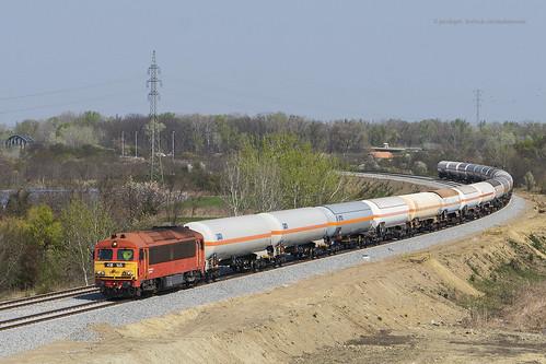 418 185 H-START | by ...síneken a vonat