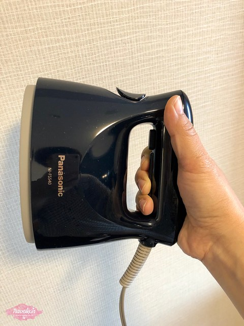 Panasonic Clothing Steamer