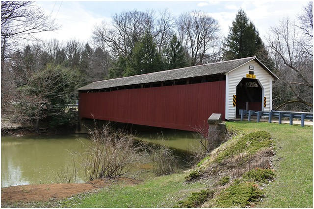McGees Mills Covered Bridge