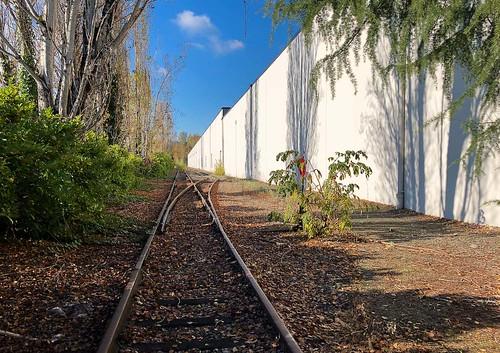usa washington kent railroad spur abandoned
