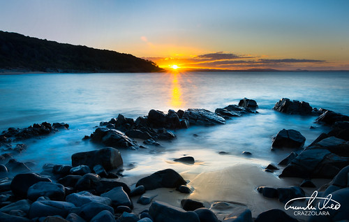 Sunset Noosa National Park | by Theo Crazzolara
