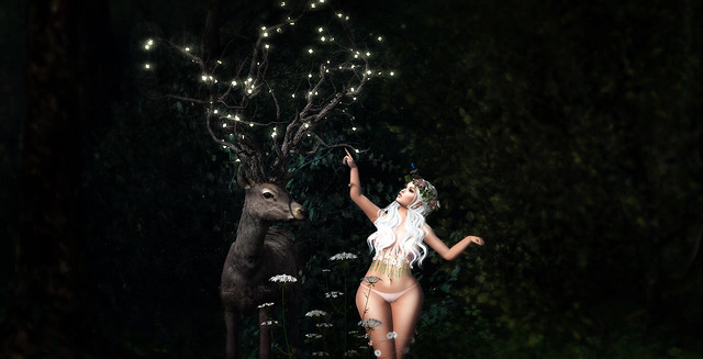 She was free in her wildness