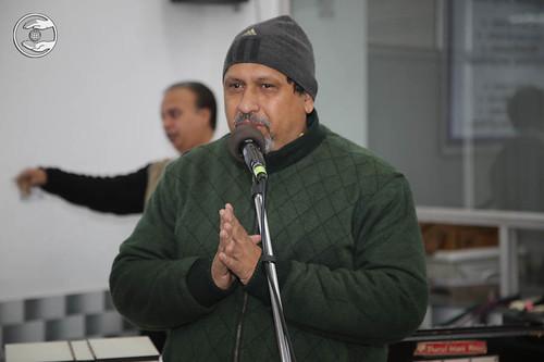 Joginder Sukhija, expresses his views