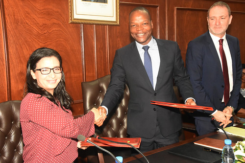 Cameroon and Morocco launch new South-South co-operation programme under the Tax Inspectors Without Borders initiative | by OECDtax