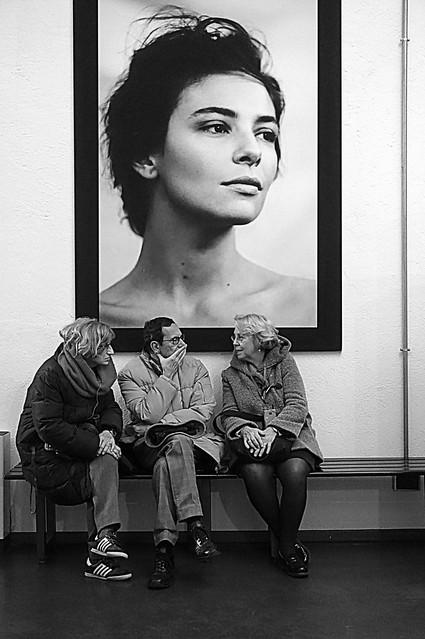 tre chiacchere per un ritratto