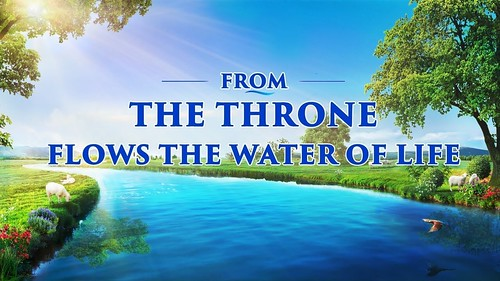 """""""From the Throne Flows the Water of Life"""""""