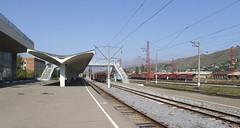 Vanadzor railway station, 01.09.2013.