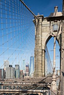 New York City / Brooklyn Bridge | by Aviller71