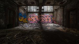 Underground Graffiti   by Star Wizard