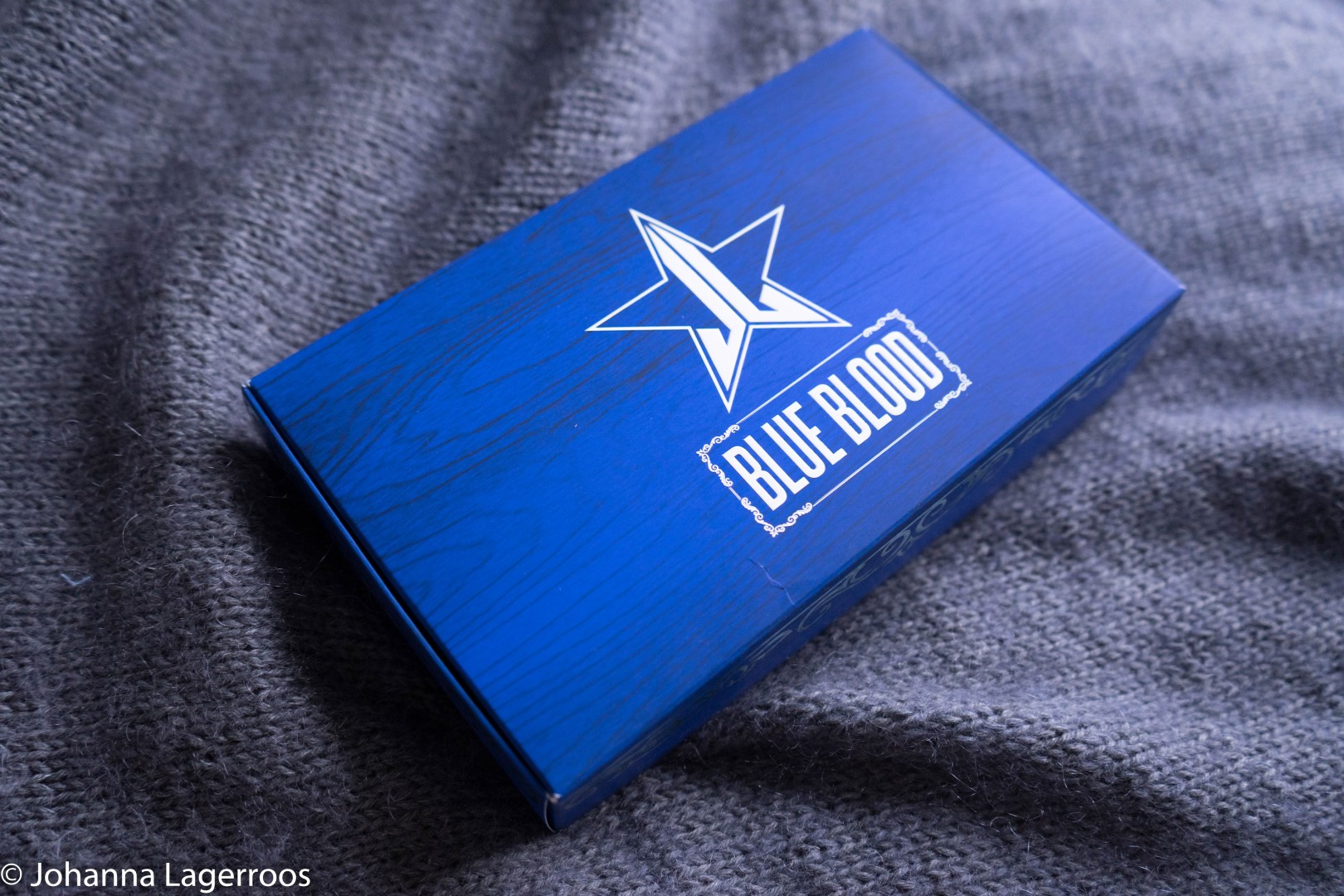 blue blood by jeffree star